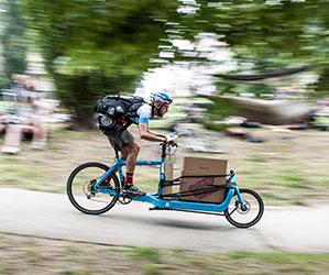 Lasten-Fahrräder und Lasten-Pedelecs