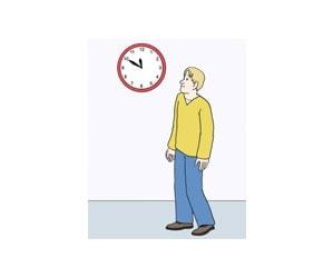 Tipp 1: Zeit einplanen