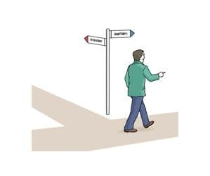 Tipp 3: Verschiedene Arbeits-Wege