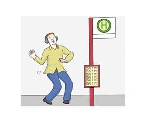 Tipp 4: Arbeits-Weg als Freizeit nutzen
