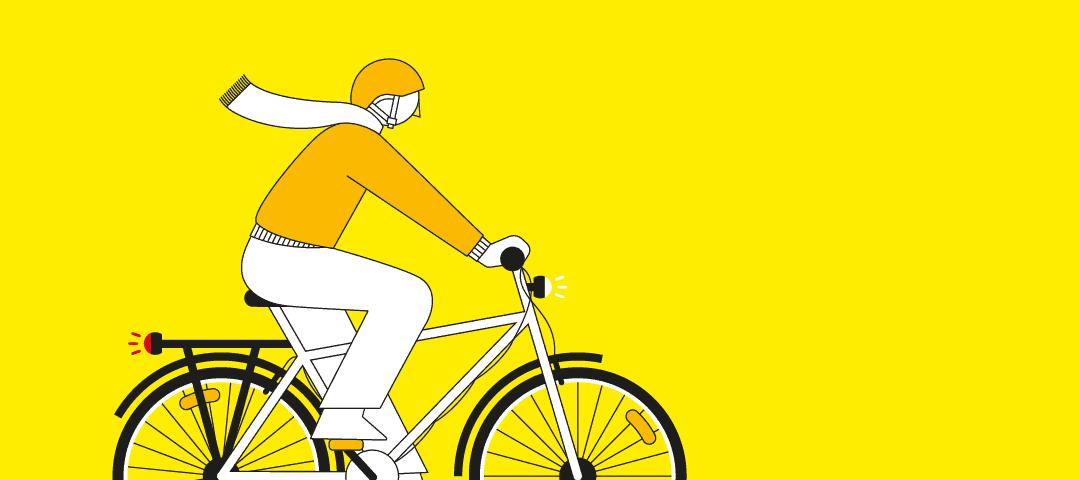 Warum mehr Beschäftigte Fahrrad fahren sollten