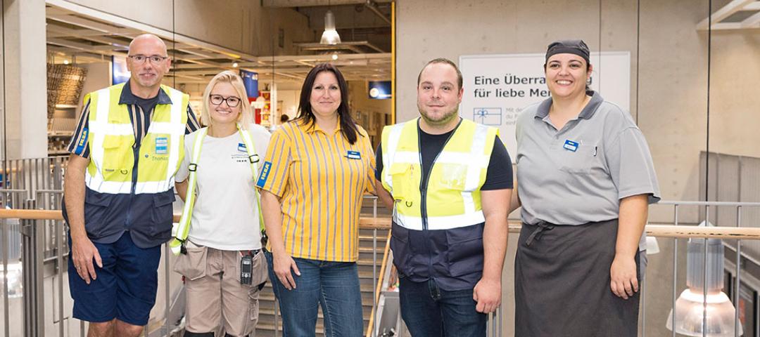Bereichernde Vielfals: Wie gemischte Teams zusammenwachsen können – zu Besuch bei Ikea