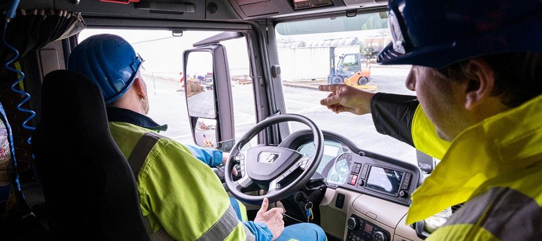 Sicherheit im Transportwesen