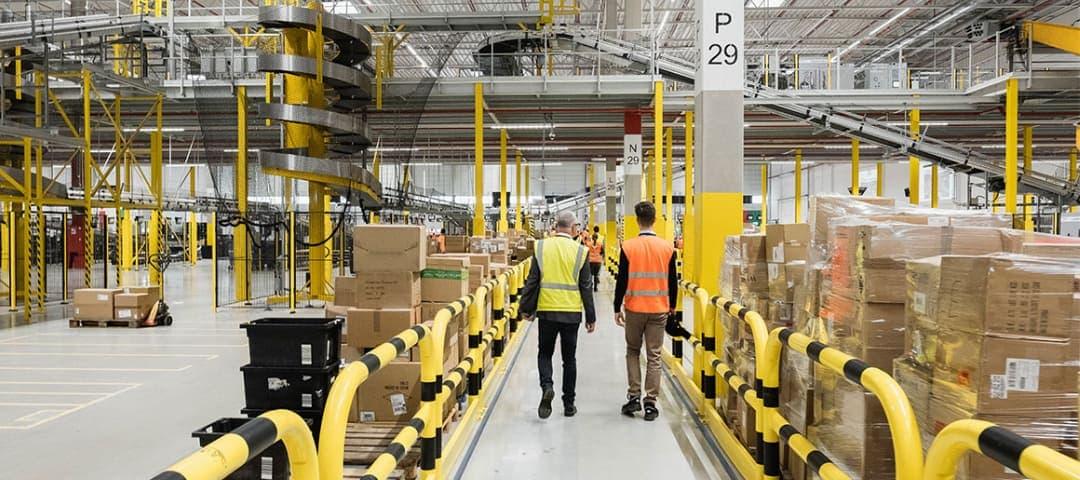 Arbeitssicherheit bei Amazon