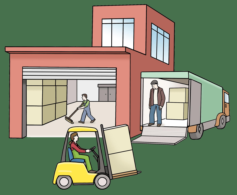 Regeln für E-Scooter auf dem Firmen-Gelände