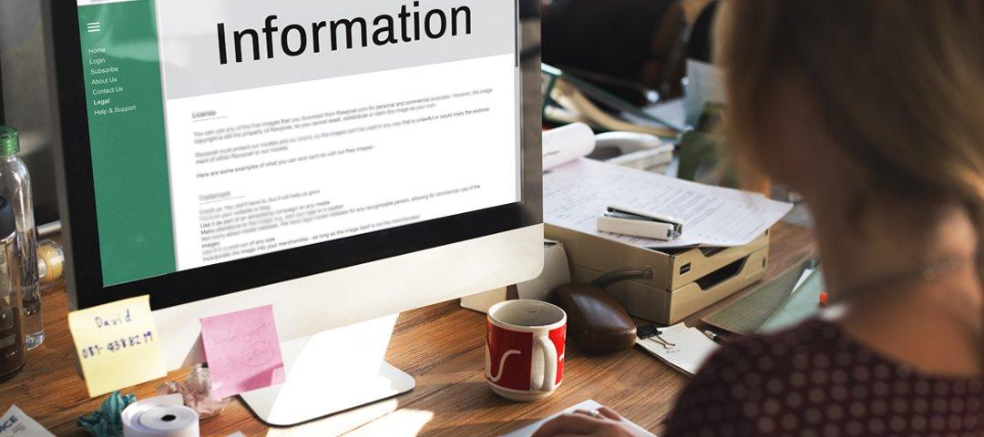 Ergonomische Software für effizientes Arbeiten