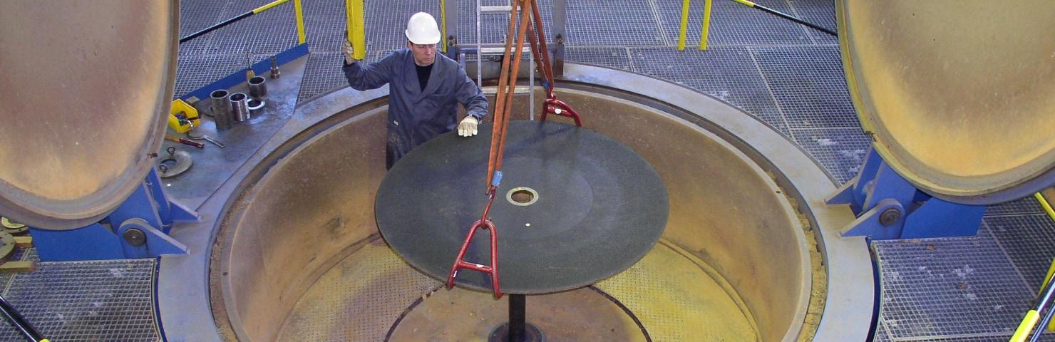 Geprüfte Maschinen für sichere und gesunde Arbeit